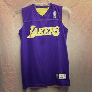 NBA LAKERS basketball jersey
